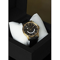 Đồng hồ nam Sunrise DM1116SWA [Full Box] - Kính Sapphire, chống xước, chống nước - Dây da cao cấp