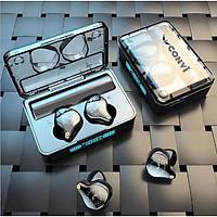 Tai Nghe Earbud Bluetooth True Wireless CONVI XS+ | Nút cảm ứng | Đèn Led hiển thị Pin | Dock sạc kiêm pin sạc dự phòng | Âm thanh 9D HiFi - Hàng Chính Hãng