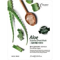 Bộ 10 gói mặt nạ dưỡng ẩm da chiết xuất nha đam Holikey Aloe Essence Mask Sheet 25ml X 10