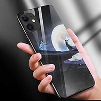Ốp kính cường lực cho điện thoại iPhone 11 - Trước trận chiến MS ABSDANH009