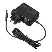 UK PLUG 5V 1.6A 24W Adapter Power Supply Charger For Microsoft Surface Pro 4 (Core M3) Black