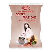 LEOQ KEM Ủ TRẮNG SÁNG DA TINH CHẤT CAFE MẬT ONG 110G