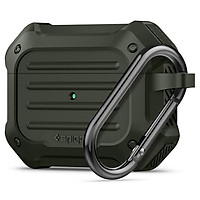 Bao Case Airpods Pro Spigen Tough Armor _ Hàng Chính Hãng