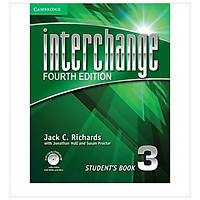 Interchange Level 3 Student's Book with Self-Study