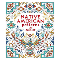 Usborne Native American Patterns to Colour