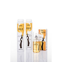 Serum dưỡng ẩm và phục hồi tóc khô Tricol Biosky Gold Desert Essenza Serum 80ml