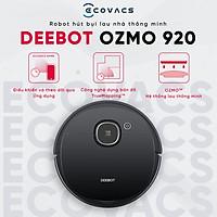 Robot hút bụi Deebot Ozmo 920 - Hàng chính hãng (Bản Quốc Tế)