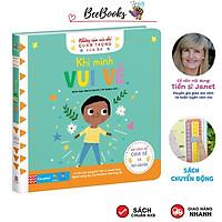 Sách Lật Mở Chuyển Động-Khi Mình Vui Vẻ- Những Cảm Xúc Nhỏ Quan Trọng Của Bé Giúp Trẻ Phát Triển Thêm Nhiều Cảm Xúc