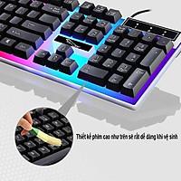 Chuột, Bàn phím giả cơ chuyên game cao cấp g21 led 7 màu