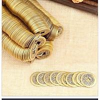 Tiền xu Ngũ Đế May mắn Tài lộc
