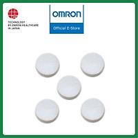 Miếng Lọc Khí Máy Xông Omron NE - C801 , NE - C801KD | Combo 5 Miếng