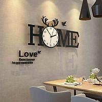 Đồng hồ treo tường hiện đại CL014 - Home