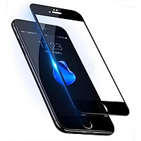 Miếng dán cường lực 5D cao cấp cho iPhone 6 / 6S Full màn hình - Hàng nhập khẩu