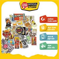 Beer - Set 30 sticker hình dán
