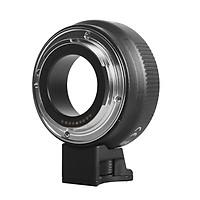 Bộ Chuyển Đổi Gắn Ống Kính Commlite CM-EF-EOSM Cho Canon EF / EF-S Đen