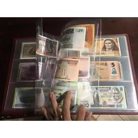 Album tiền cổ thế giới, 50 tờ khác nhau của 50 quốc gia
