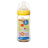 Bình sữa PPSU Plus 240ml Thú cưng Pigeon