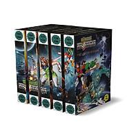 Combo 5 Boxset ( 21,22,23,24,25 ) Dũng Sĩ HesMan