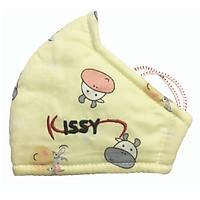 Khẩu Trang Trẻ Em Kissy Cho Bé Từ 6 Tháng Đến 4 Tuổi mẫu 5