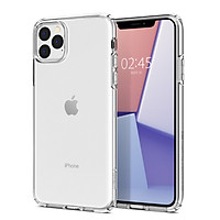 Ốp IPhone 11 Pro Spigen Liquid Crystal - Hàng chính hãng