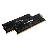Bộ 2 Thanh RAM PC Kingston 16GB HyperX Predator Black (2 x 8GB) DDR4 2400MHz HX424C12PB3K2/16 - Hàng Chính Hãng