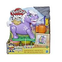 Bộ trò chơi chú ngựa nhỏ đất sét không độc hại - Seri nông trường Play-Doh
