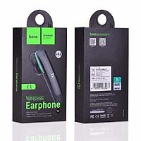 Tai nghe Bluetooth HOCO E1 Đen (BB) - Hàng chính hãng