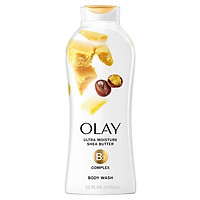 Sữa tắm Olay ultra moisture with shea butter 650ml - New