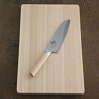 Dao bếp Nhật cao cấp KAI 10000CL Santoku - Dao thái đa năng AE5254 (165mm) - Dao bếp Nhật chính hãng