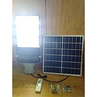 Led đèn đường năng lượng mặt trời 150W (có remote)
