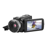Máy Quay Phim Có Chế Độ Ban Đêm Màn Hình LCD Andoer HDV-301LTRM (1080P FHD) (24MP) (16X Zoom)