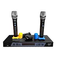 Micro cao cấp AAP K600II chống hú cực tốt, tiếng ấm, hút tiếng tốt, nhiều tính năng vượt trội trong tầm giá hàng chính hãng