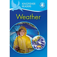 Kingfisher Readers Level 4: Weather
