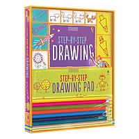 Usborne Step-by-Step Drawing Kit