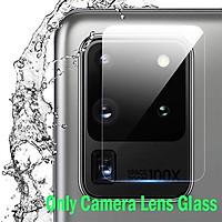 Kính Cường Lực Bảo Vệ Camera 2 Trong 1 Cho Samsung Galaxy S20 Ultra S10 Plus Lite A50 A51 A71 Note 10 Plus Note 20 Plus