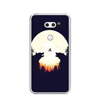 Ốp lưng dẻo cho điện thoại LG V30 - 0446 MOON05 - Hàng Chính Hãng
