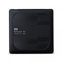 Ổ Cứng Di Động WD My Passport Wireless Pro 4TB USB 3.0 - WDBSMT0040BBK-NESN - Hàng Nhập Khẩu