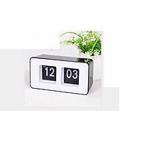 Đồng hồ để bàn lá số lật , flip clock