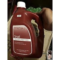 Dầu Xả Siêu Phục Hồi Tóc Sophia Snail Recover Conditioner Hàn Quốc 3785ml