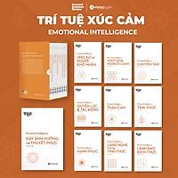 Sách - HBR Trí Tuệ Xúc Cảm – Emotional Intelligence (Bộ 10 Cuốn)