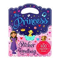 My Princess Sticker Handbag