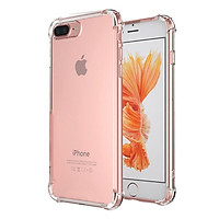 Ốp Silicon Dẻo Trong Chống Sốc Cho Iphone 7 Plus và Iphone 8 Plus