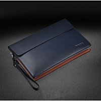 Túi da thật cầm tay cho Macbook, Laptop 13.3inch - M344