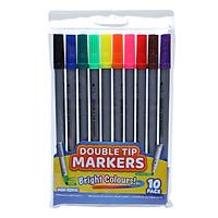 Túi bút màu 10 cây Uncle Bills SE0597