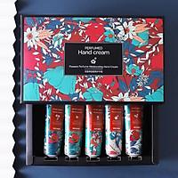 Set 5 lọ kem dưỡng da tay hương hoa thơm ngát Perfumed Hand Cream
