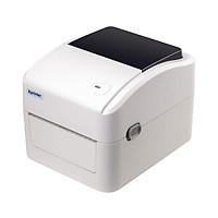 Máy in mã vạch Xprinter XP-420B USB + LAN - Hàng Chính Hãng