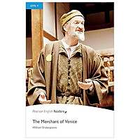 Level 4: The Merchant of Venice Book and MP3 Pack (Pearson English Graded Readers)