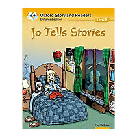Oxford Storyland Readers New Edition 9: Jo Tells Stories