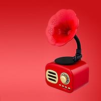 Loa nghe nhạc BLUETOOTH -LK01 (Tặng kèm 1 giá đỡ ổ cắm điện)