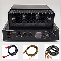 Bộ Pre Amply Đèn Hifi Nobsound MS-30D MKII Tích Hợp Giải Mã DAC Hỗ Trợ Kết Nối Bluetooth, Cổng USB, Quang, Coaxial PD - Hàng Chính Hãng